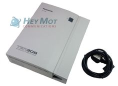 Panasonic KX-TEA308 Bundle With Voice Mail & Caller ID & Four Handsets - HeyMot Communications