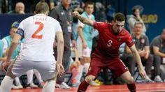 Portugal apura-se para o Euro2018 de futsal