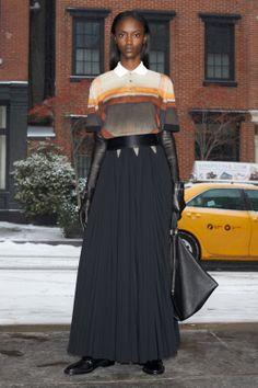 Givenchy Pre-Fall 2014.