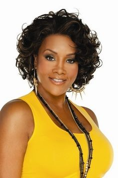 Vivica Fox Obsess Lace Front Wig, 27 30 Medium Dark Brown frosted with Honey Blonde and Copper Blonde Human Lace Front Wigs, Full Lace Front Wigs, Remy Human Hair, Human Hair Wigs, Wig Styles, Curly Hair Styles, Vivica Fox, Copper Blonde, Jon Renau