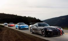 Chevy Corvette Z06 vs. Dodge Viper SRT10 ACR, Nissan GT-R, Porsche 911 GT2 We have four dissimilar cars with a $126,350 price spread. Their collective technology is such that only one, the Viper, carries a gas-guzzler penalty ($1700). Actually, ranking them proved quite tough, but we do this for God and country.