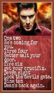 I love this bc my fav horror films is Freddy Krueger and my fav tv show is Supernatural Sam Dean, Jeffrey Dean Morgan, Supernatural Quotes, Supernatural Tv Show, Supernatural Jewelry, Supernatural Drawings, Supernatural Wallpaper, Sherlock Quotes, Winchester Brothers