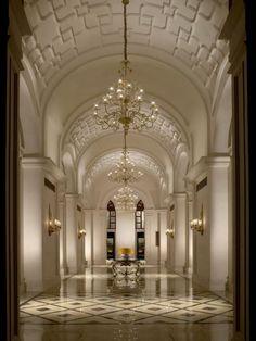 Indien Rundreise Indische Palast Architektur und luxuriöse monumental