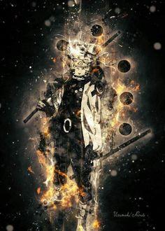 This is epic artwork Naruto Vs Sasuke, Naruto Fan Art, Naruto Uzumaki Shippuden, Kakashi Sharingan, Naruto And Sasuke Wallpaper, Naruto Anime, Wallpaper Naruto Shippuden, Boruto, Anime Ninja