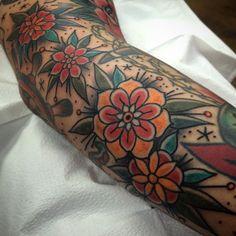 Kurt Deetjen Tattoo Artist