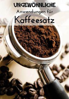 8 clevere Dinge, die du mit #Kaffeesatz machen kannst!