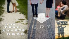 What a CUTEFEST!! Say cheese for these super cute Save the Date photo ideas!