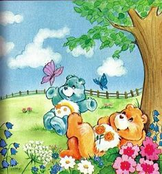 Fairy Tale Story Book, Fairy Tales, Vintage Cards, Vintage Toys, Nursery Twins, George Strait, Cute Teddy Bears, Care Bears, Ol Days