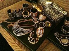 Anndra Neen jewelry. I would wear the hell out of these