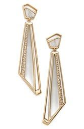 Alexis Bittar Lucite® & Crystal Drop Earrings