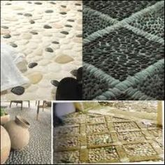 Lay Your Own Natural Stone Flooring - For Almost Nothing!!  Finding the perfect flooring to enhance the natural features of a rustic home, or outdoor space, is not always an easy task and by no means is it cheap. Forget buying expensive floor tiles,...