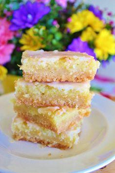 Sunburst Lemon Bars *The best lemon bars I have ever tried*
