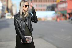 Pauw leather biker jacket | THEFASHIONGUITAR