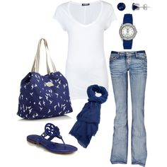 Spring, created by honeybee20 on Polyvore