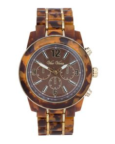The Earthy Beauty Watch by JewelMint.com, $39.99