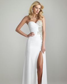 Nice Trends Prom Dresses White-Lace-Formal-Dress-... Check more at http://24myshop.ml/my-desires/trends-prom-dresses-white-lace-formal-dress/
