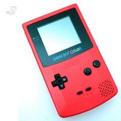 Nintendo Gameboy COLOR - cyan74.com vintage & pop culture