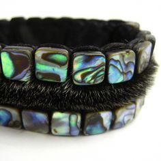 Latseen (Strength) Bracelet by Beyond Buckskin Boutique, designed by Shaaxsaani (Tlingit)