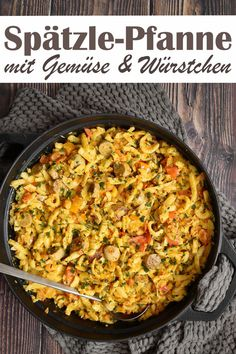 Paella, Food And Drink, Low Carb, Breakfast, Ethnic Recipes, Kitchens, Spaetzle Recipe, Lunch Table, Noodles
