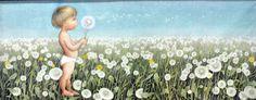 Позитивне наївне малярство Львівської художниці Вікторії Проців | Роман Свередюк