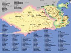 Maps of Rio de Janeiro