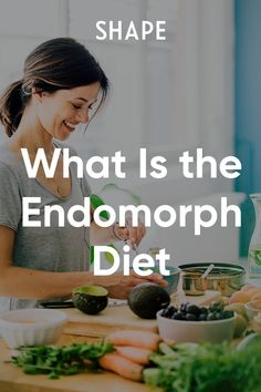 Here, experts weigh in on the pros and cons of the endomorph diet and if there's any validity to this concept at all. #endomorphdiet #bodytype