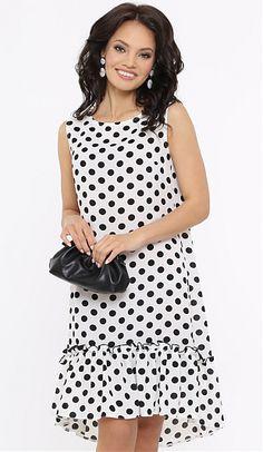 Платье Polka Dot Top, Beauty, Dresses, Women, Fashion, Vestidos, Moda, Women's, Fashion Styles