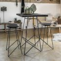 Best retro Industrial and vintage Furniture new products with free post furniture for the home from smithers of stamford call us today 07546930333 Bar Stools Uk, Vintage Bar Stools, Industrial Bar Stools, Bar Chairs, Breakfast Bar Stools, Breakfast Bar Kitchen, Bar Furniture, Vintage Furniture, Reclaimed Wood Kitchen