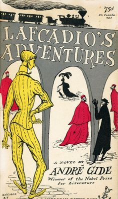 Edward Gorey's Vintage Book Covers for Literary Classics (Brain Pickings)
