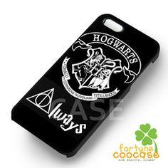 Always Harry Potter - azia for  iPhone 4/4S/5/5S/5C/6/6+,Samsung S3/S4/S5/S6 Regular/S6 Edge,Samsung Note 3/4