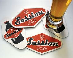 Full Sail Session Lager Coasters