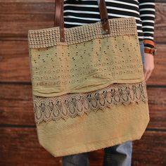 Lacy Tote