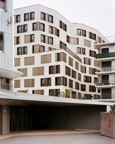 Jean-Christophe Quinton Architecte, Pascal Amoyel · Housing Units & Nursery in Paris · Divisare