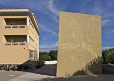 Extension of Lycée Alphonse Daudet in Tarascon, France by Christophe Gulizzi Architect