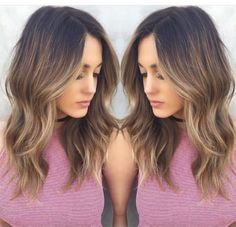 10 simple, everyday hairstyles for shoulder-length hair - Hair Everyday Hairstyles, Pretty Hairstyles, Hairstyles 2018, Medium Hairstyles, Medium Haircuts, Daily Hairstyles, Hairstyle Ideas, Hair Color And Cut, Shoulder Length Hair