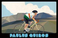 Paulus Quiros Bespoke Bicycles