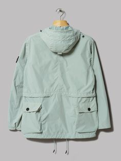 Stone Island David Tela Light-TC Jacket (Grigio Perla)