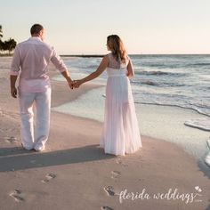 "We are unique when comparing us to other Florida beach wedding companies because we serve all of Florida. We pride ourselves on our knowledge of beaches and venues in Florida. As Florida ""insiders"" we will answer your questions openly and honestly."