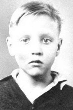 Elvis Presley with blond hair