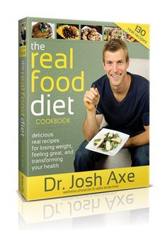 """""""Eating the right food doesn't have to be a chore""""  ~Dr. Axe"""