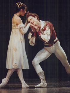 Yseult Lendvai & Raymond Smith in John Cranko's Romeo & Juliet, National Ballet of Canada