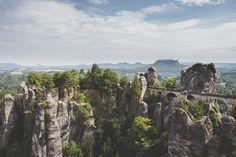 Wandern in der Sächsischen Schweiz - Das solltet ihr wissen.
