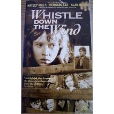 Whistle Down the Wind (1961)  Hayley Mills