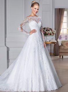 Descubra mais sobre as coleções que continuam encantando todas as noivas que passam pela Nova Noiva:jaspe01  - Coleção de vestidos de noiva J´adore