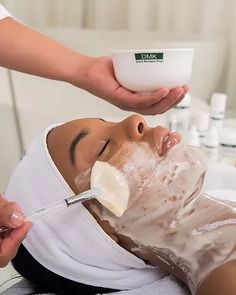 DMK Chemical Peel | Simply Laser Thick Skin, Uneven Skin, Skin Peeling Treatment, Congested Skin, Sun Damaged Skin, Hills And Valleys, Things Under A Microscope, Chemical Peel, Healthy Environment