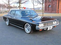 1974-TOYOTA-CROWN-2-0-JAPANESE-RETRO-RIDE-ONLY-61000-MILES-FIND-ANOTHER Classic Japanese Cars, Classic Cars, Automobile, Toyota Crown, Sedans, All Cars, Kiwi, Vintage Cars, Alaska