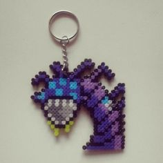 Baron Nashor from LOL | League of Legends perler beads | Pinterest ...