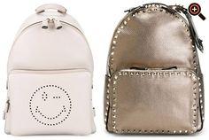 Leder Rucksack für Damen von Herschel, MCM, Eastpak, Gucci, Louis Vuitton
