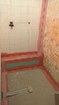 Betonlook in de badkamer, sterk en krasvast, waterdicht, ook voor in ...