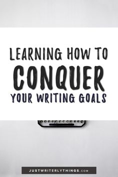 This excerpt from Becoming a More Productive Writer will give you the blueprint to conquer your writing goals and achieve more from the time and energy you've dedicated to your writing.